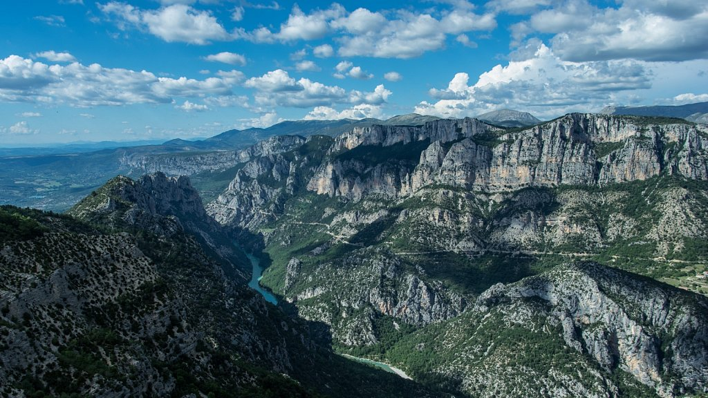 French Grand Canyon